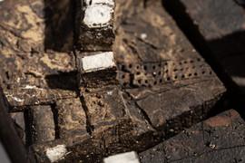 Enclose_detail2_ceramic+steel_H15cmW15cm