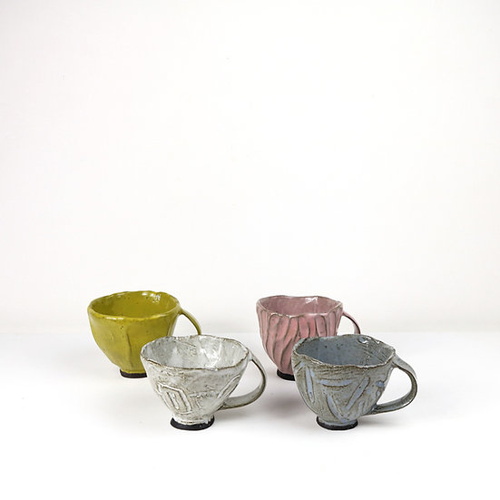 Karoo Mugs | By Clementina Van Der Walt