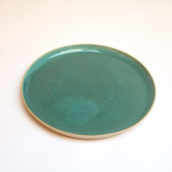Green Plate | By Melisa Dora