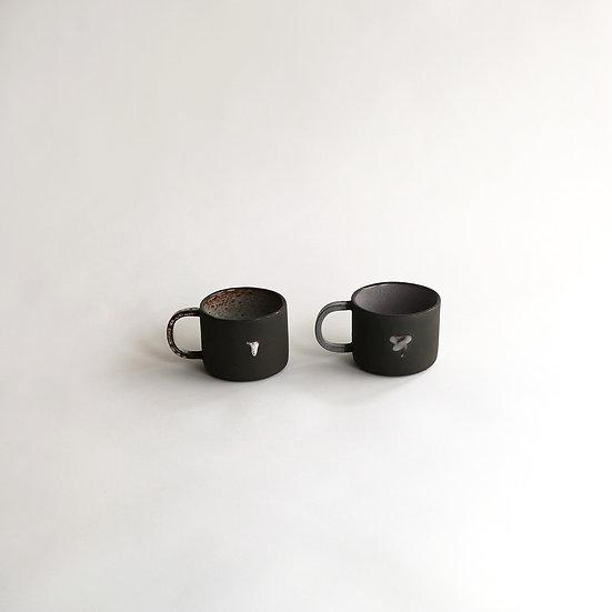 Small Mugs | By Carla Sealey (aka Naked Clay Ceramics)