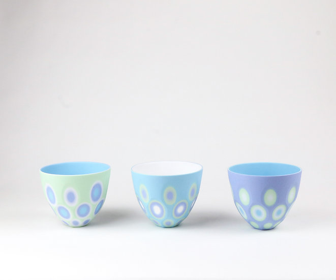 Small Space Bowl (5 Layers) | By Sasha Wardell