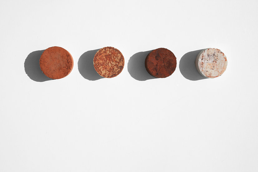 Rust Series 2 | By Nadire Gokmen