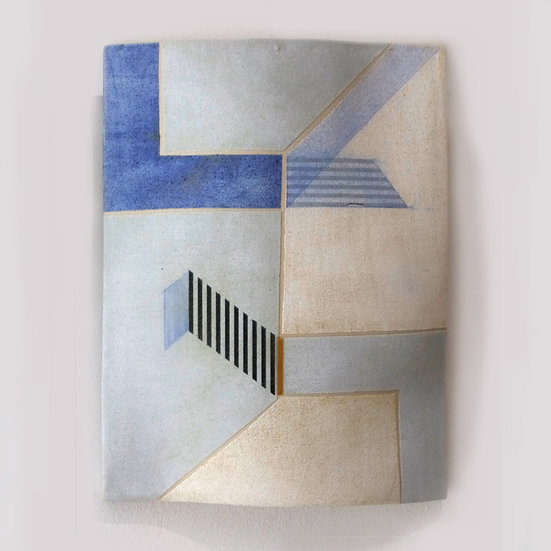 'Flow II' Panel | By Regina Heinz