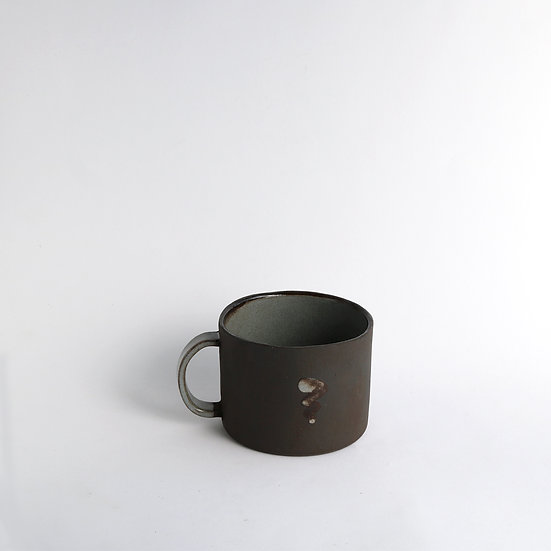 Wide Mug | By Carla Sealey (aka Naked Clay Ceramics)