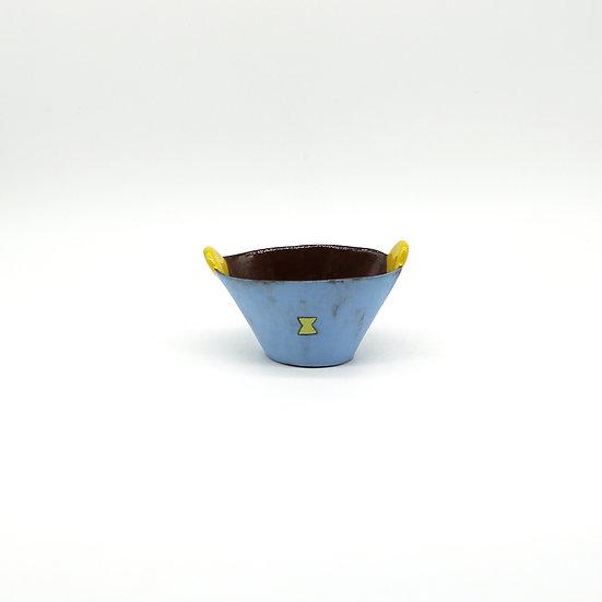 'Colour Me Bright' Sugar Bowl   By Clementina Van Der Walt