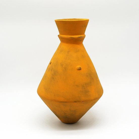 'Colour Me Bright' Vase   By Clementina Van Der Walt