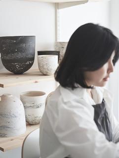 HoJung in Studio photo by JoonHo Choi 05