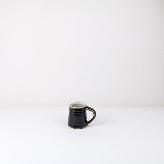 Leach Standard Ware Espresso Mug, Tenmoku