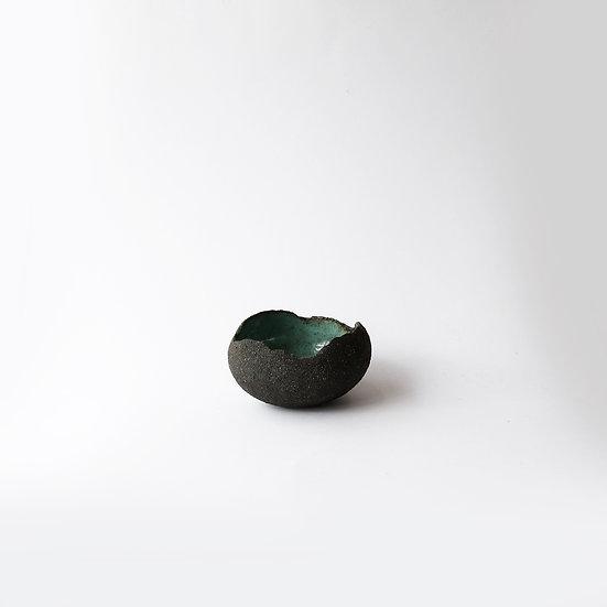 Vessel - Black/Lagoon | By Lisa Ommanney