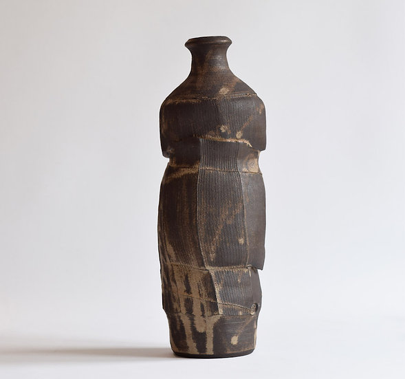 Dry Rutile Vase   By Adam Ross