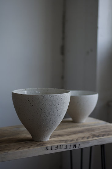 Ground (Large Bowl) - left | By Simon Kidd