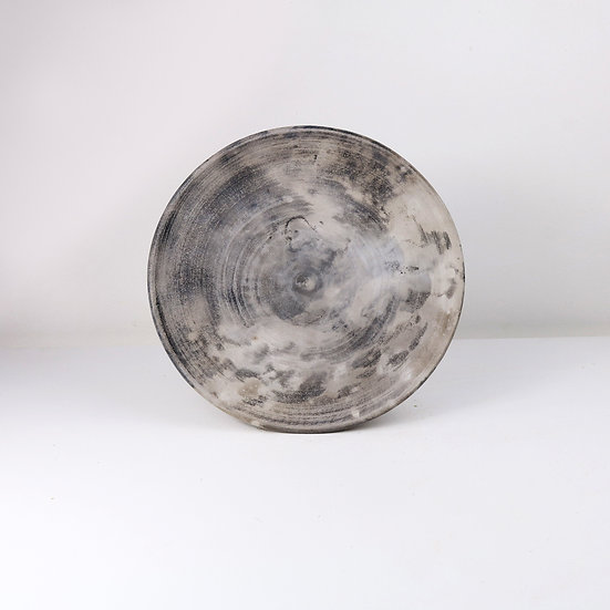 Sealed Earth Plate | By Alison West