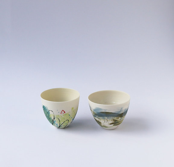 Small Cup/Bowl | By Ali Tomlin