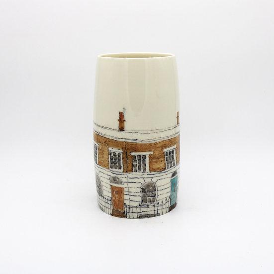 Georgian Terrace Vase | By Helen Beard