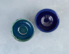 Kirsty Adams Cerramics Aerial view bowls