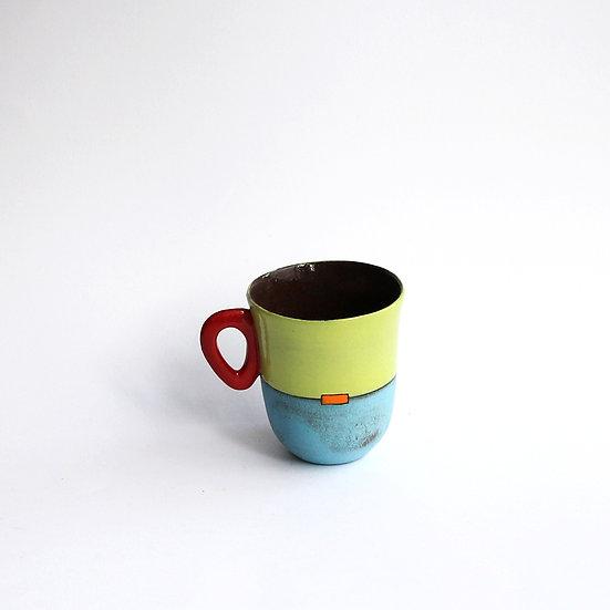 Espresso Cup | By Clementina Van Der Walt