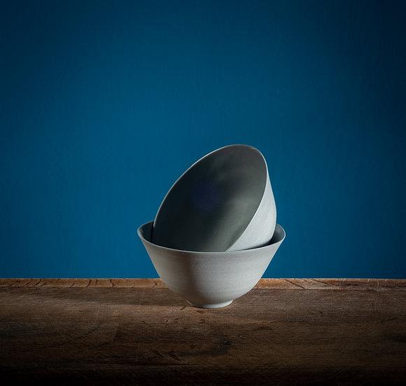 Tea Bowls (Pair)   By Becky Mackenzie