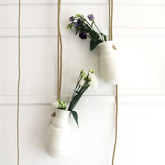 Hanging Vases | By Jo Davies