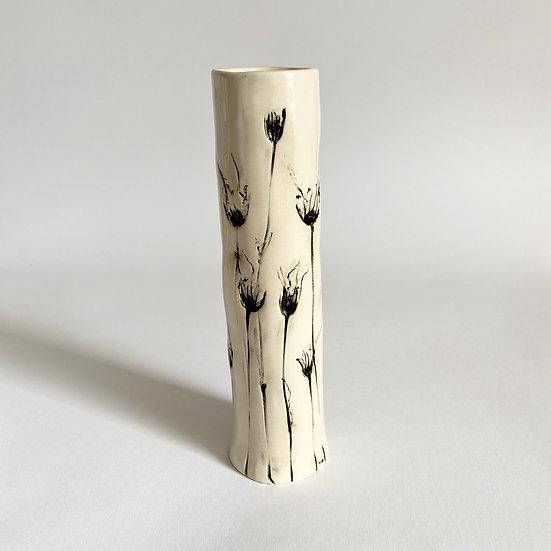 Centaurea Bud Vase   By Zuleika Melluish