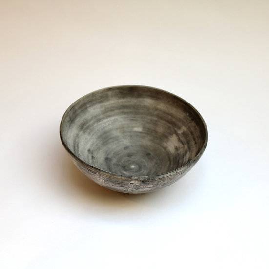 Saggar-Fired Bowl | By Alison West