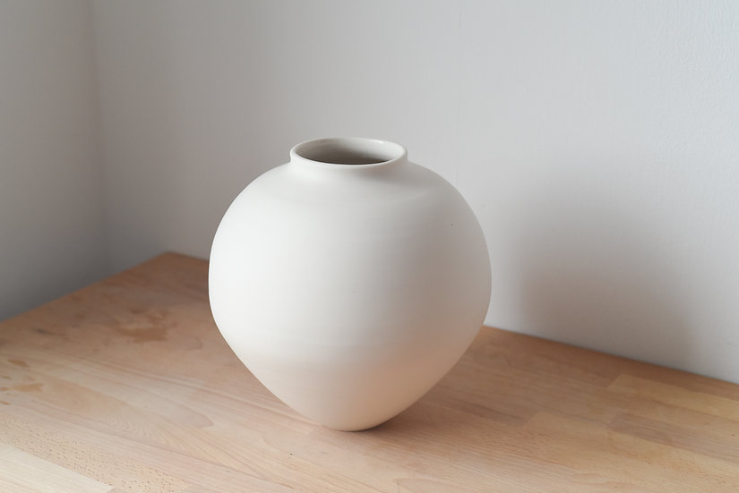 Large Moon Jar | By Ben Sutton