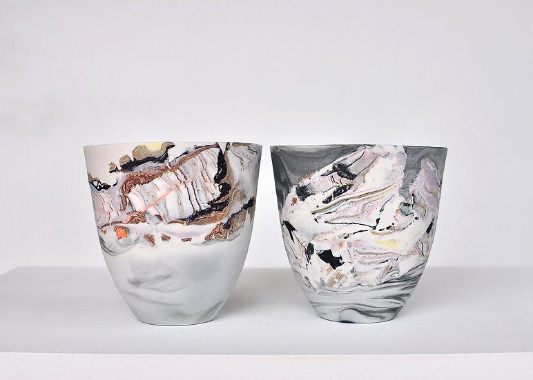 Small Vase (Right) | By Larissa Warren