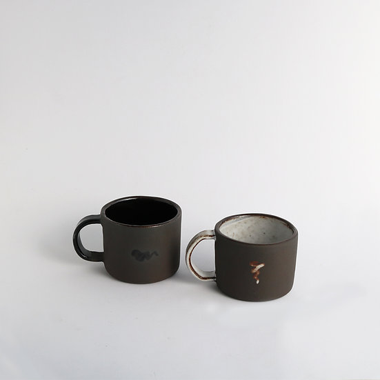 Espresso Cups | By Carla Sealey (aka Naked Clay Ceramics)