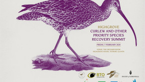 WNF @ Highgrove House Curlew Summit hosted by Prince Charles