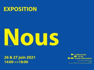 """Exposition de fin d'année """"NOUS"""""""