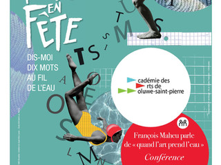 !! ANNULEE !! Conférence :La semaine de la langue française en fête 2020