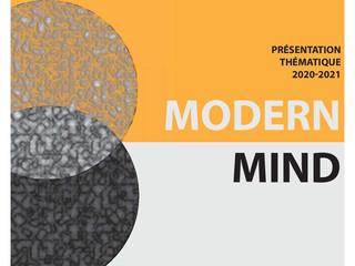 """Présentation du thème commun de l'académie """" Modern Mind """""""