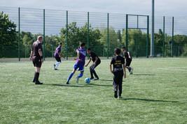 Senior Male Football 2019