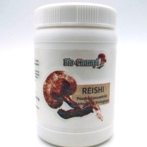 Reishi/ Ganoderma en poudre pure 70g