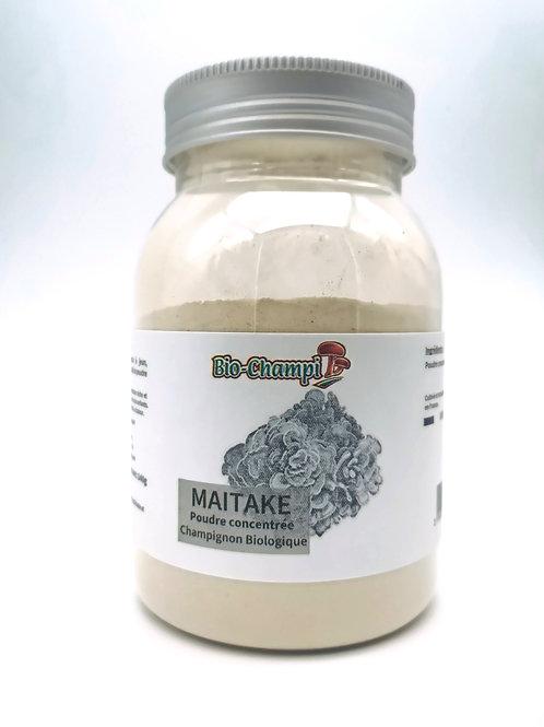Maitaké en poudre pure 140g