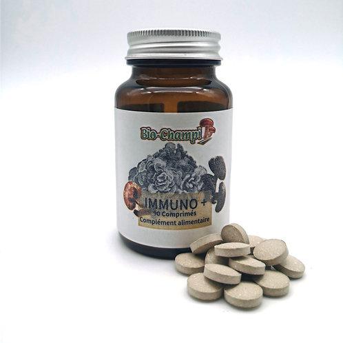 Pilulier de 90 comprimés d'Immuno-Plus
