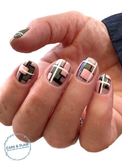 My nails, I loved these!!!