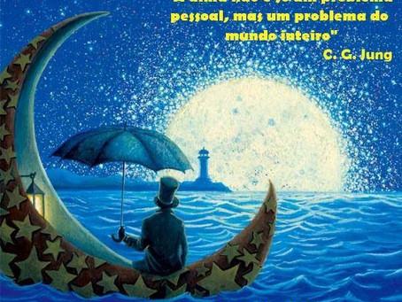 """""""A Alma não é só um problema pessoal, mas um problema do mundo inteiro."""" - C. G. Jung"""