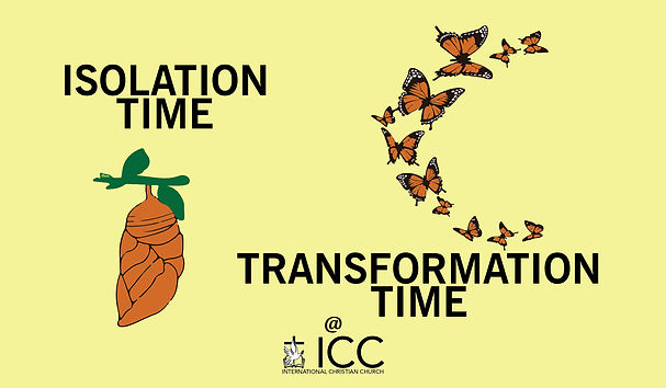 Isolation time - Transformatiion  time-0