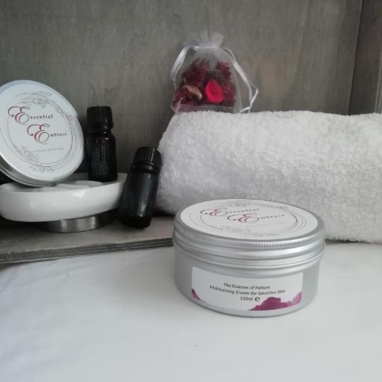 Moisturizing Cream for Sensitive Skin