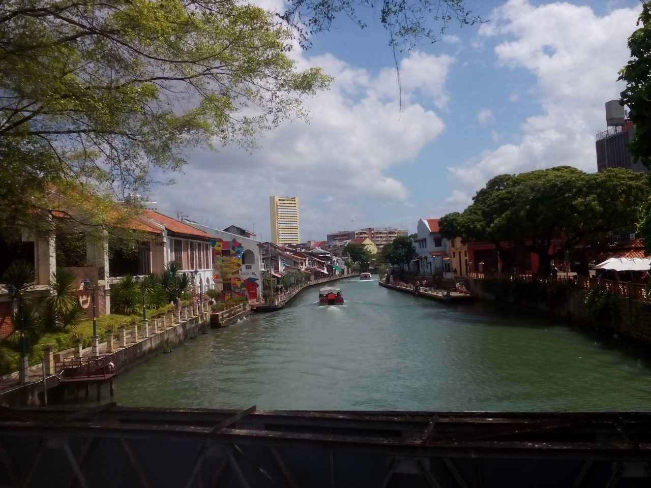 Malacca River Cruise New 1