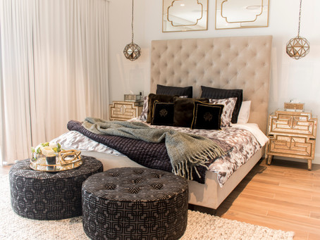 How to style the perfect bed with Edge Design Consultants