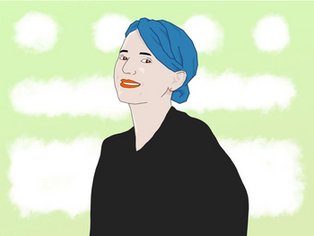 Eva Sadoun : femme providentielle.