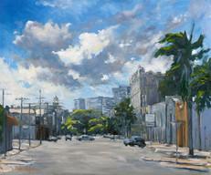 Sunshine on East Street