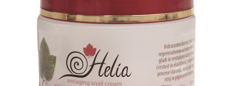 Helia polžja krema (50 ml)