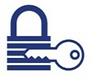 Bay Service Locksmiths Lock Logo.PNG