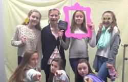 Company Mary Goes Poppin Party!