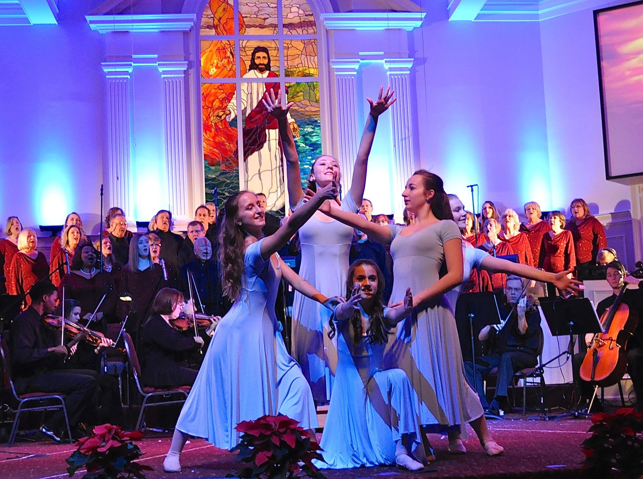 Due West Methodist Christmas Program