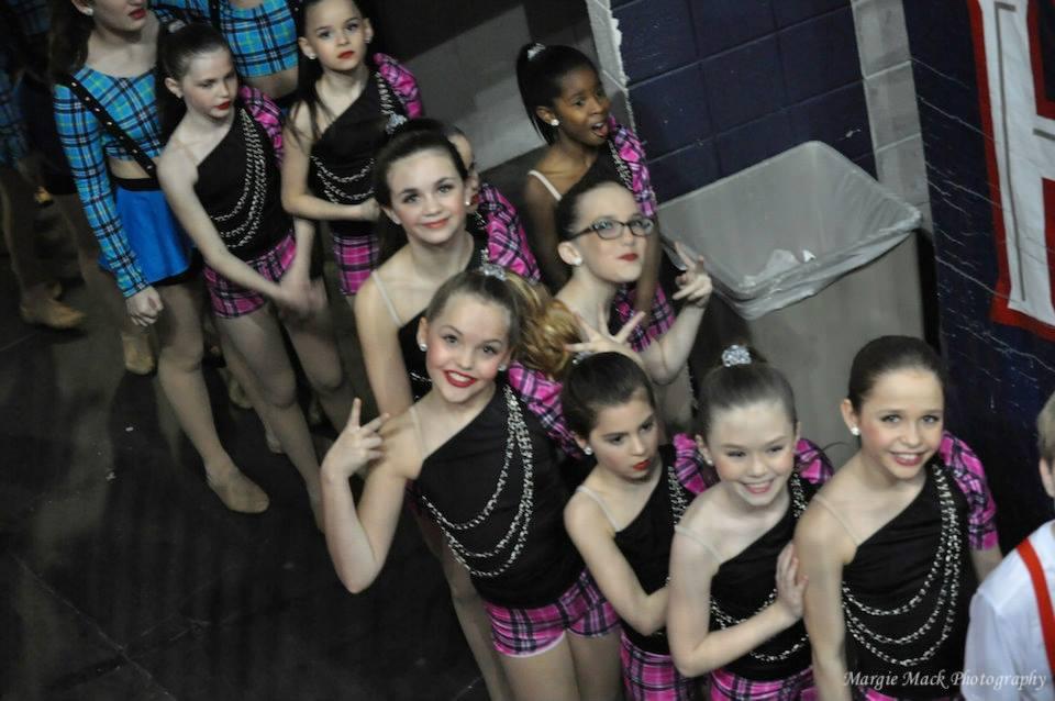 Company II at Hawks Performance!