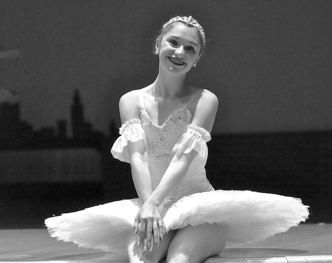 Grand Prix Ballerina