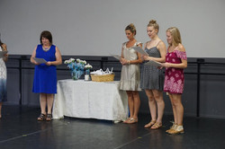 Induction Ceremony at BDC!